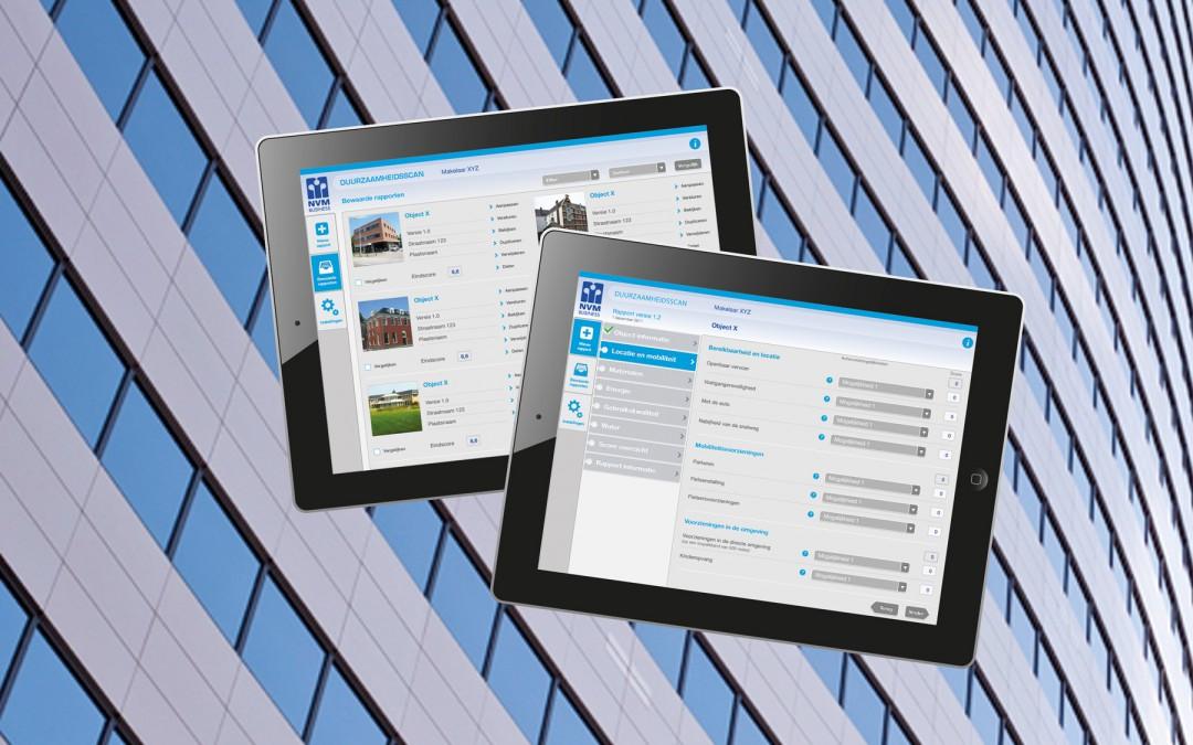NVM | DuurzaamheidScan App