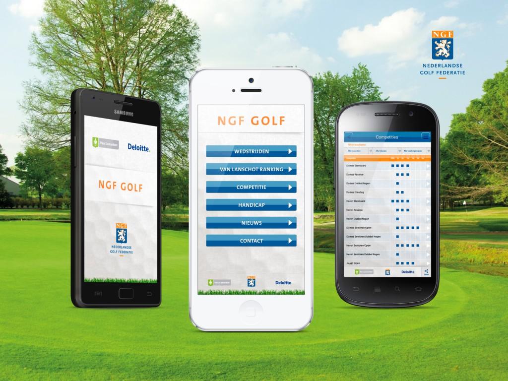 NGF | Golf App