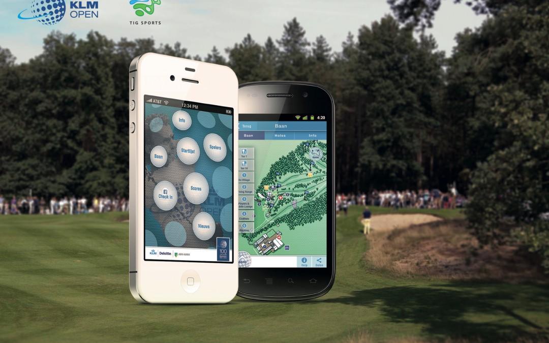KLM Open | Golf App
