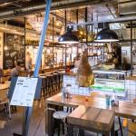 Interieur ontwerp Pickles Markthal Rotterdam