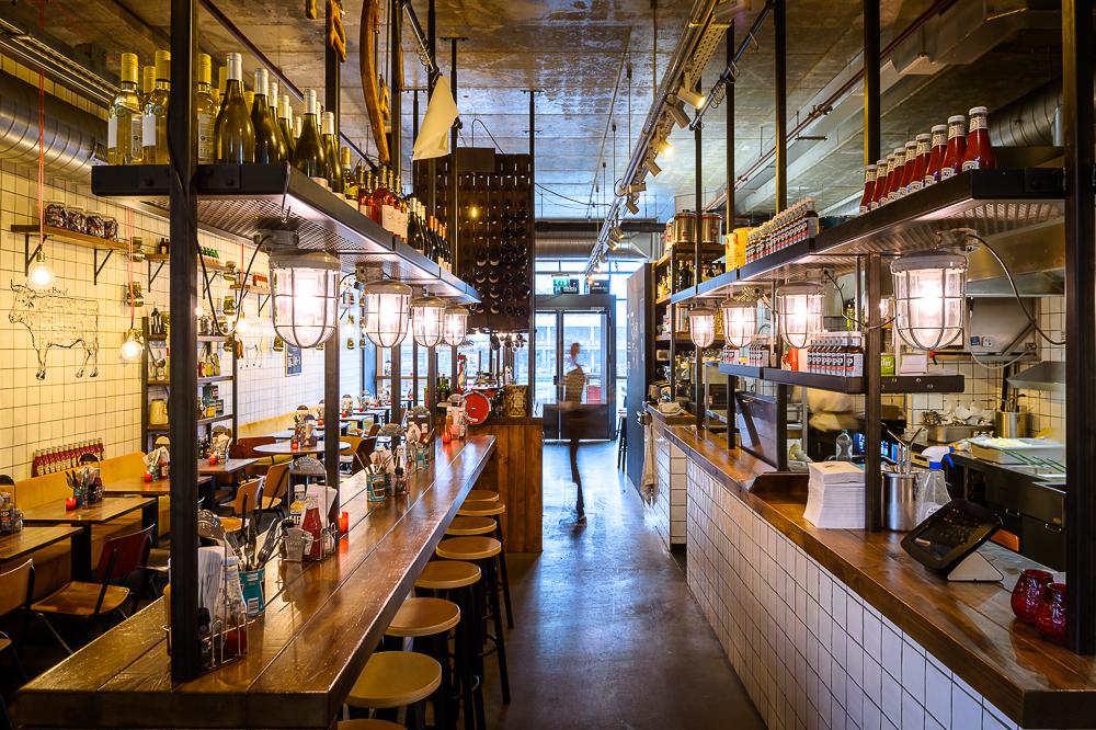 Firma Pickles | Interieur Ontwerp Restaurant