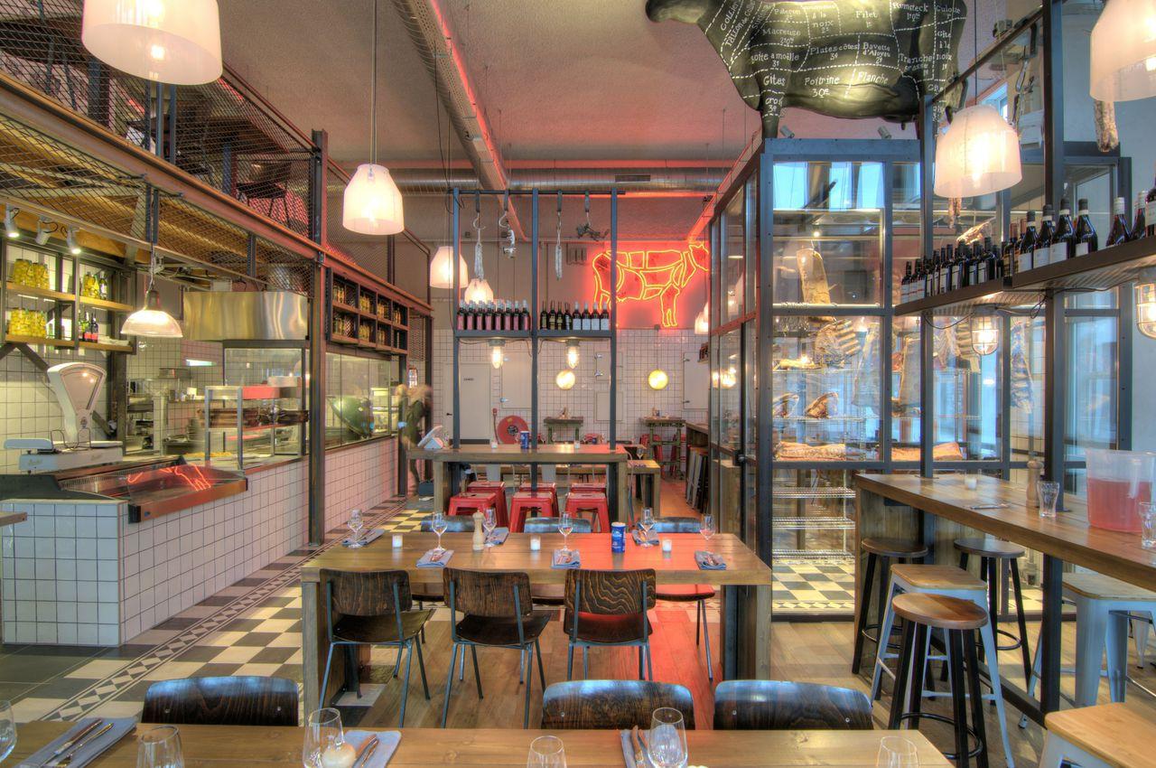 SPECK – BAR & GRILL | Interieur Ontwerp Restaurant