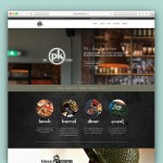 PK – Bar & Kitchen Website