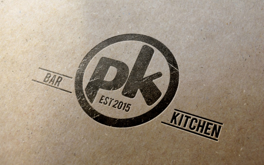 PK – Bar & Kitchen | Huisstijl Ontwerp en Website