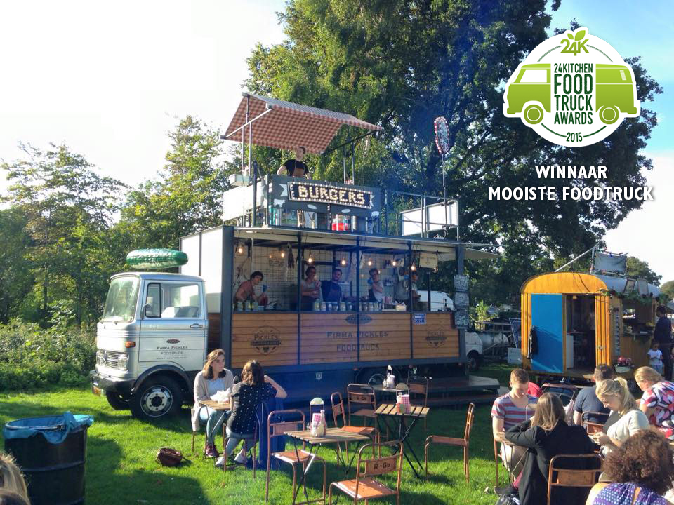Winnaar 24kitchen Foodtruck Awards 2015