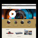 Broadcast Rental Homepage