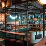 Grand Central Food Market Interieur Design