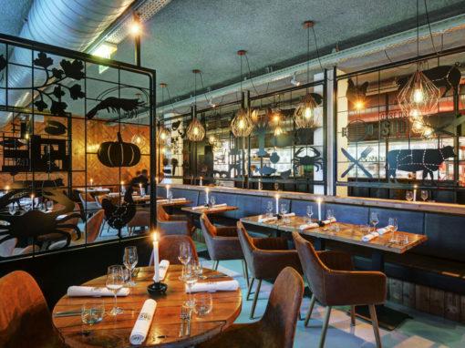 Gare du SUD | Interieur & Huisstijl Ontwerp Bar – Restaurant