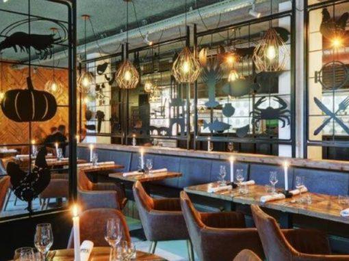 Gare du SUD | Interieur Ontwerp Bar – Restaurant