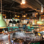 Fishbar Saltzer Amsterdam Interieur