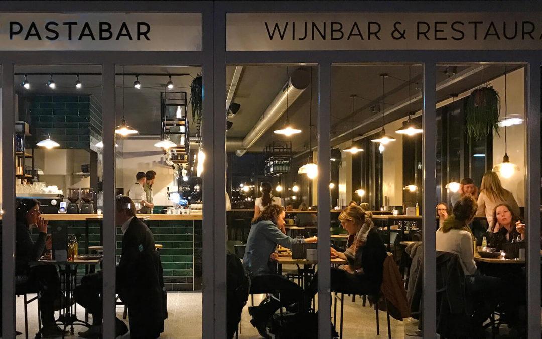 De Pastabar Utrecht | Interieur Ontwerp Bar – Restaurant