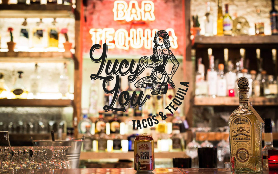 Lucy Lou – Tacos & Tequila | Interieur Ontwerp Bar – Restaurant